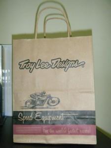 TLD Paper Bag