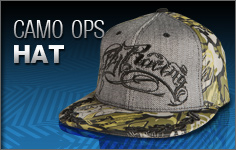 FLY Camo Ops Hat