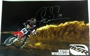 Kevin Windham からのサイン!